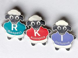 School character badges